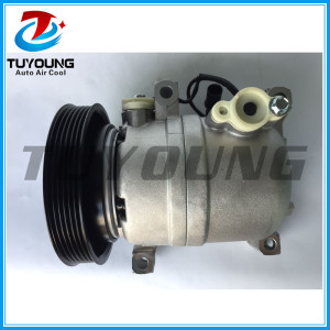DKV14C auto ac compressor for old Nissan Sunshine 6PK 146MM 00-05