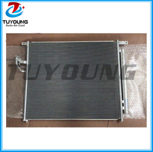 auto air conditioning ac condenser for Mazda Pickup truck Ford Ranger size : 640* 532* 16 cm