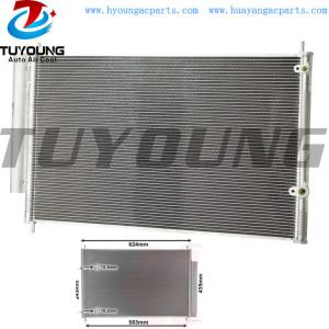 Auto ac condenser Radiator Toyota Auris Avensis Verso 8845002360 447760-6260 Core Dimensions 615*390*16MM
