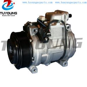 10PA20C Auto a/c compressor Mercedes Benz 400 500 Classe W140 0002300411 A0002300411 1201300215 A1201300215