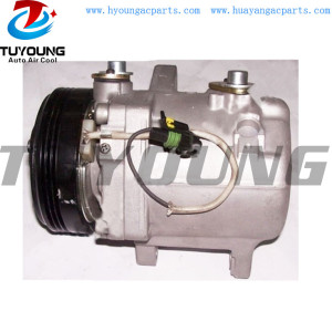 Auto aircon ac compressor for Smart A6602300011 ZGS005 SS96DLG1