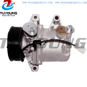 Calsonic CR-08B CR08B auto ac compressor for Nissan Micra 926001HC5A 10018854 92600-3VA1D