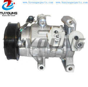 10SRE13C auto aircon a/c compressor for Ford Tourneo Courier Transit 4472809500 G1B119D629-AA 447260-9640 E3B1-19D629AA 1846037