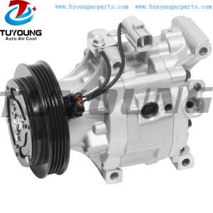 auto AC compressor SCSA06 Toyota Echo 1.5L 883205201084 884101A210 8841052050  77370