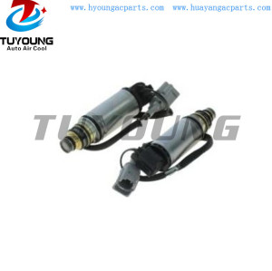 RENAULT Auto air conditioner compressor control valve & connector plug , Car A/C Compressor Electronic Control Valve