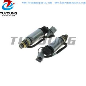 RENAULT Auto air conditioner compressor control valve & connector plug , Car A/C Compressor Electronic Control Valve