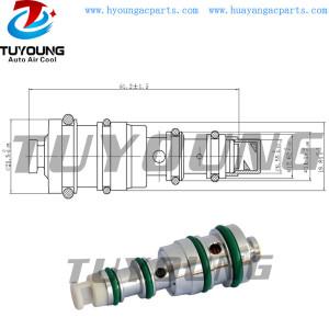V5 Auto ac Compressor control valve GM VW Daewoo Opel Peugeot Renault Fiat Nissan , Car A/C Compressor Electronic Control Valve