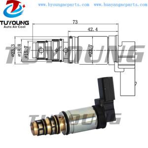 CVC Auto a/c pump control valve Audi Volkswagen Seat Skoda , Car A/C Compressor Electronic Control Valve