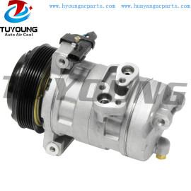 DKS17DS Auto air conditioner compressor Jeep Wrangler 3.8L RL111401AF 97484 P55111401AF  2021923AM