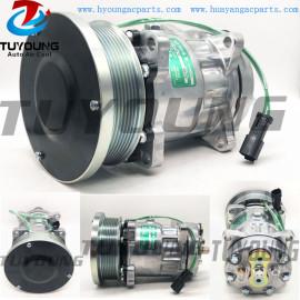 SD7H15 4487 4737 Caterpillar 980h auto air conditioner compressor 1419676 1515270 1769676 2180324