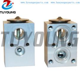 VOE15075800 15075800 auto ac Block expansion valve fit VOLVO Wheel loader VOE 15075800