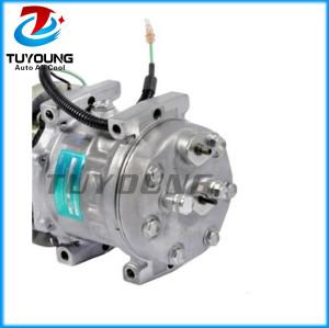 SD7H13 8925 TDKR151320S auto ac compressor for Farm & Heavy truck Applications 24v 124mm 1PK
