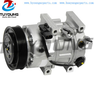 VS16 auto air conditioner compressor Hyundai Sonata Kia Optima 977013R000 977013R000RU 2021813 TEM276080
