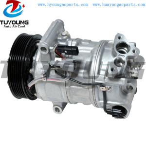 SD PXC14 auto ac compressor Nissan Sentra Tsuru 926003SH0A 926003SH1A 926603SH1B CO 29072C Four Seasons 97585 98585