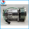 factory direct sale 218-0324 1769676 for SD7H154487 SD7H154737 auto air ac compressor for fit Caterpillar 980h