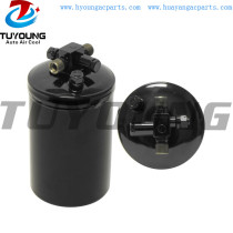 Auto ac Accumulator receiver dryer Caterpillar Cat 5V5698 1065534 08820902 7391 1065534 size 197*102mm
