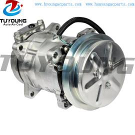 Sanden 7H13 auto ac compressor fit Komatsu 423S624330 425S623321 425-S62-3321 423-S62-4330