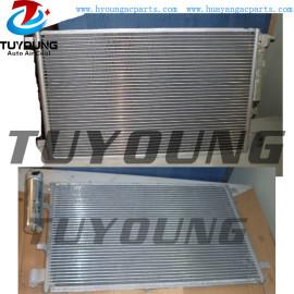 auto air conditioner radiator condenser Nissan Qashqai J10 JJ10 1.6L 92110JD00B 92100JD20A 1650380