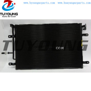 8E0260401J 8E0260401P auto air conditioner condenser fit AUDI A4 8FC351304751 8E0260401R 8E0260401S Size 388*575*16mm