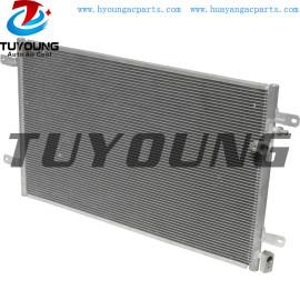 Audi A6 S6 RS6 auto air conditioner condenser 4F0260403P 4F0260403Q 1050450 Size 650*405*16.5 mm