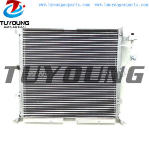 BMW 325i auto air conditioner condenser 1020014 64538390271 64531385165 Size 485*430*16 mm