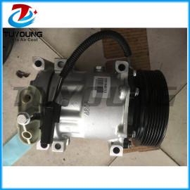auto ac compressor SD7H15 for Chevy GMC Pick up Suburban Escalade V6 V8 96-02 6pk 12V