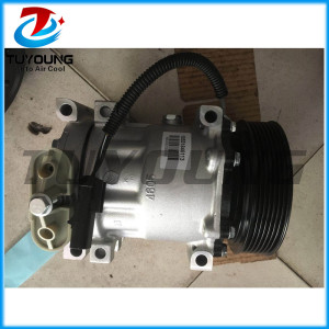 auto ac compressor SD7H15 for Chevy GMC Pick up Suburban Escalade V6 V8 96-02 6pk 12V