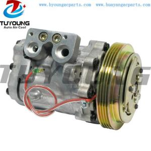 Sanden 7B10 4623 2281 auto ac compressor fit Suzuki Swift Sidekick 1520877 10307700 68572 7511790