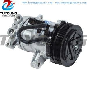 Sanden 7H15 4853 4898 auto ac compressor fit Dodge Dakota Ram 1500 2500 3500 55056335AA RL057334AA 638558 7511262