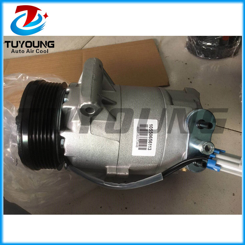 Opel Astra vehicle air conditioning compressor
