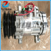Sanden SD7B10 auto air conditioning air con ac compressor FIAT SEICENTO 110mm 2pk 12v
