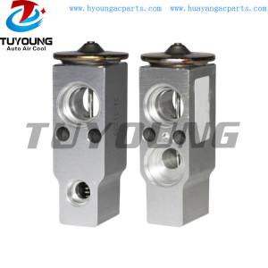 auto AC expansion valve Komatsu Caterpillar New Holland 1300263 E416200222 ND4475001390 84380621