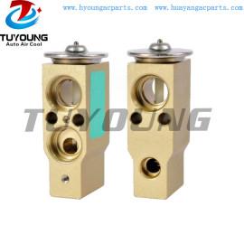 Case New Holland Massey Fendt 82002793 9966613 001021280 auto AC expansion valve