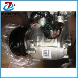 auto air Compressor for TRS090 3062 HONDA CIVIC 1.41.51.6 1996' 4pk 100mm