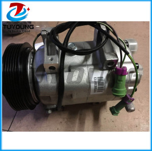 4A0260805AB auto ac compressor for DCW17B 6PK 127mm AUDI A6 A4