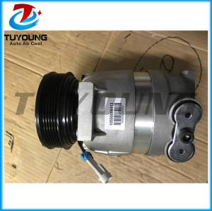 air auto ac compressor for V5 OPEL Vectra B  6pk 120mm