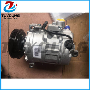 auto ac compressor for 7SEU16C AUDI A4 4pk 114mm