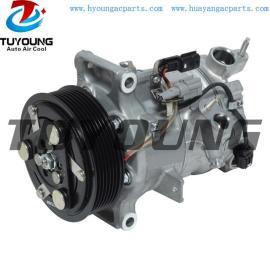 Sanden PXC14 Auto ac compressors Infiniti Q50 Q50 Hybrid Q60 926004GB0A 92600-4GB0A 97588