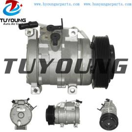 10S15C BC447140-6160RC auto air conditioner compressor Toyota Hilux 3.0d 2011 - 883200K390