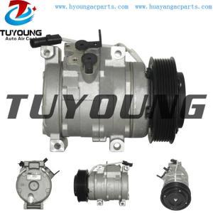 10S15C BC447140-6160RC auto air conditioner compressor Toyota Hilux 3.0d 2011 - 883200K390