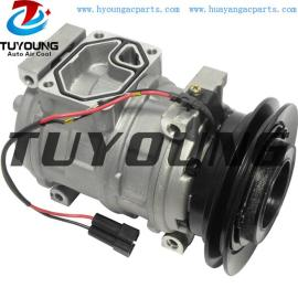 10PA17C Car ac compressor Chrysler LeBaron Dodge Daytona Shadow Spirit Plymouth Acclaim 4677301 58344 4874535