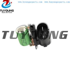 4 Pins auto aircon ac blower resistor Opel / Vauxhall resistor 93175501 blower resistance module