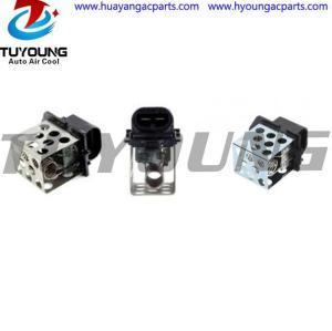 auto ac blower resistor fit Renault Clio III / Laguna II / Trafic II Opel resistance 2149300QAD 7701049661 8200045082 4408008
