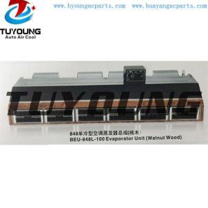 BEU-848L-100 walnut wood auto air conditioner Evaporator Unit cooling , car ac Evaporator Unit BEU 848L 100