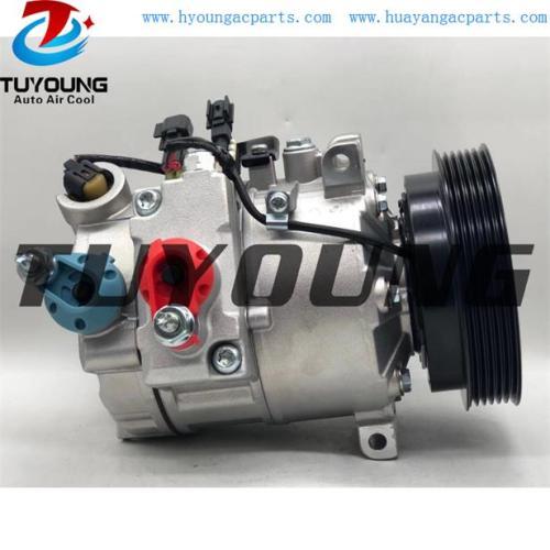 DCS17E auto ac compressor Volvo S60 S80 V70 XC60 XC70 XC90 Land Rover LR2 67675 5512781 6512781 TEM255284