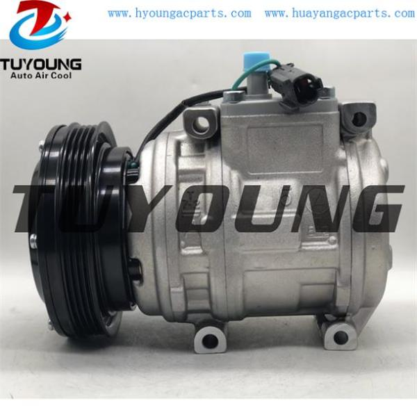 Auto air conditioning compressor for DOOSAN truck S220LC-V 2208-6013B