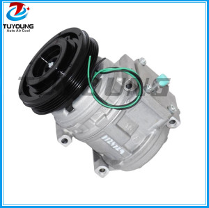 Auto air conditioning compressor for DOOSAN truck S220LC-V 2208-6013B