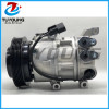 auto ac compressor for Hyundai Elantra with electric control valve 6PK 97701-3X000