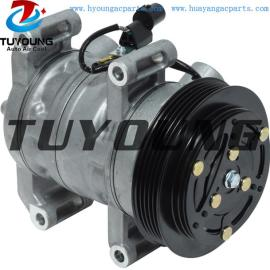 CR12S auto air conditioner compressor Mitsubishi L200 92600D250B 92600D250C 7813A673 car air pump