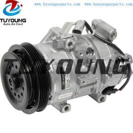 5SE11C 2025083 10362481 auto aircon ac compressor Toyota Yaris 8831052481 158318 7512467, car air pump